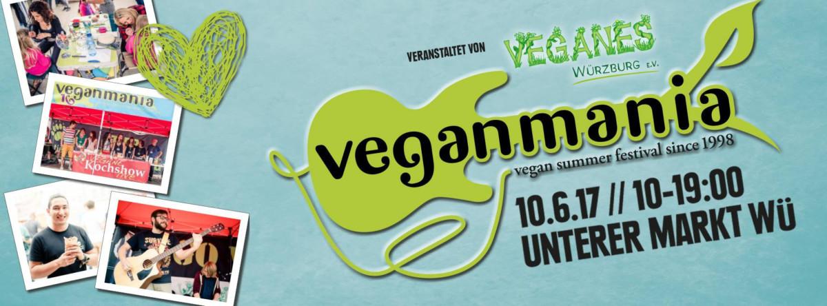 Veganmania – 10.06.2017